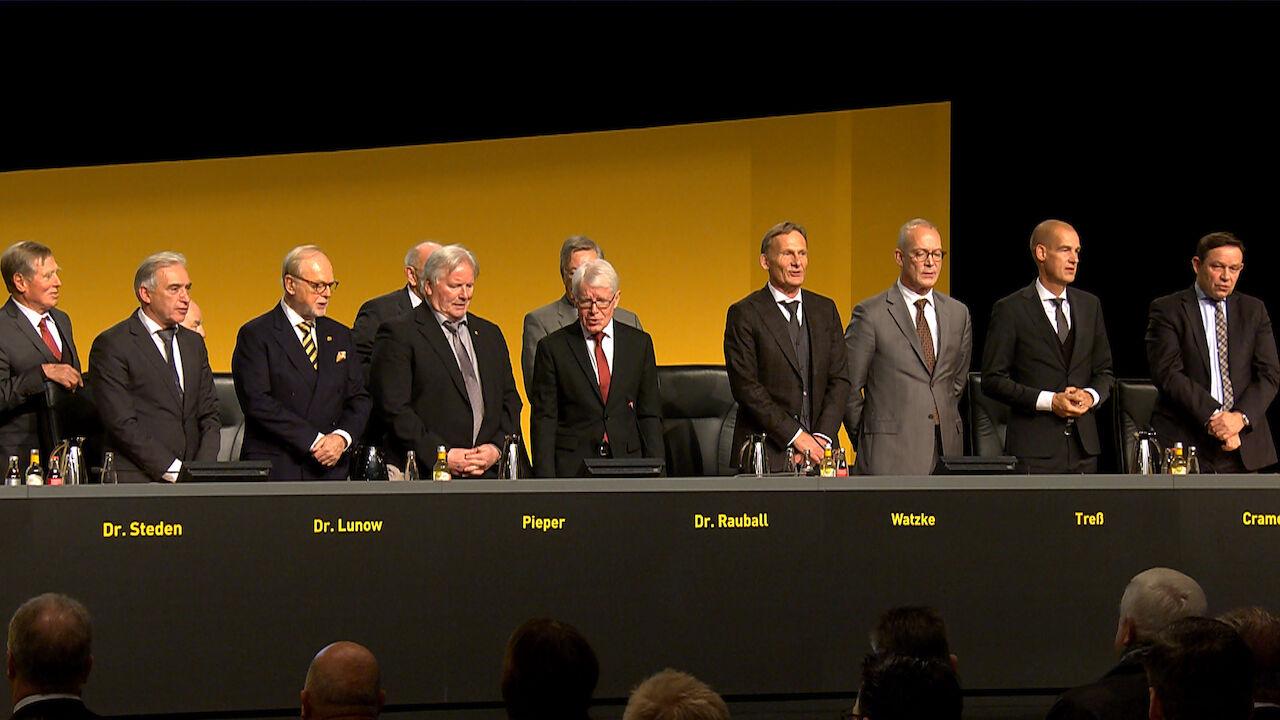Bvb Mitgliederversammlung