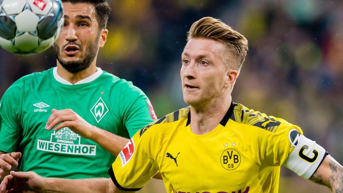 Programm Bundesliga 2019//20 FC Union Berlin Werder Bremen