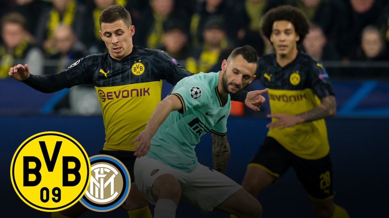 Bvb Inter Tv