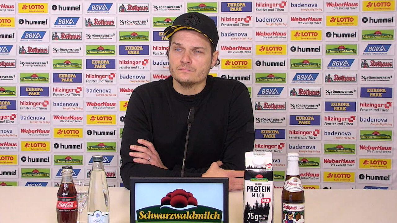 Sc Freiburg Pressekonferenz